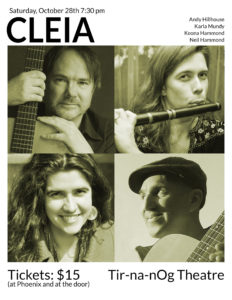 Cleia Poster