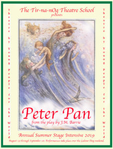 Summer Stage 2019 ~ Peter Pan