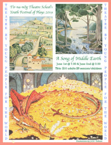 A Song of Middle Earth  ~ June 1st & 2nd